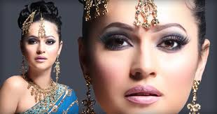 reshma is a professional asian hair and makeup artist based in london