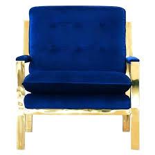 blue and white accent chair. Royal Blue Velvet Chair Navy And White Accent Cosmic