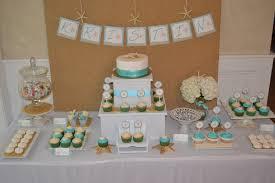 Beach Wedding Shower Decoration Ideas
