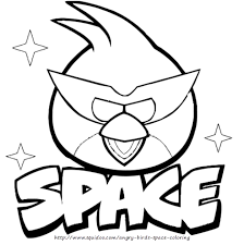 drawing for kids angry birds e