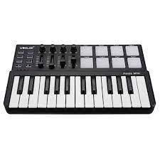 WORLDE Panda Mini 25 Phím Nhạc Sắp Xếp Bàn Phím Điện Âm Thanh MIDI Bộ Điều  Khiển Bàn Phím Di Động Khay Trống 60 *|Electronic Organ
