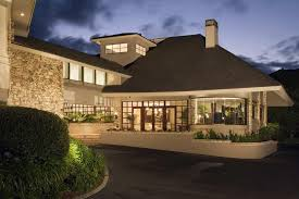 exterior hotel hilton garden inn monterey