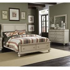 Liberty Furniture Bedroom Liberty Furniture Rustic Traditions Bed Bench With Upholstered