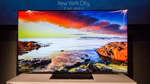tv 75 inch. yesterday, samsung unveiled its new crown jewel -- the es9000, a 75-inch gorgeous giant of tv. with super-sharp display and barely there bezel, tv 75 inch m