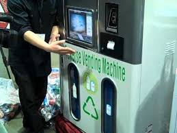 Recycle Vending Machine Adorable See How A Reverse Vending Machine Takes A Soda Can And Prints Out A