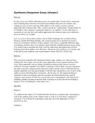 Essay Summary Examples How To Write Summary Essay Of An Article Example Examples