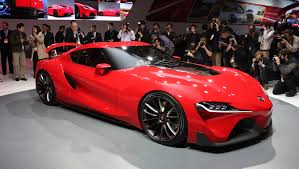 Calty Design Research Newport Beach Ca Toyota Ft 1 Concept Marks 40 Years Of Calty Design Research