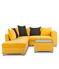 s k furniture mestler yellow sofa set