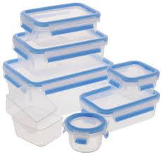 Купить <b>набор контейнеров EMSA</b> Clip&Close 515562 Синий ...