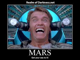 Resultado de imagen para mars arnold schwarzenegger