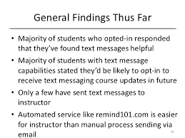 text messaging in online teaching an online educator s journey  43
