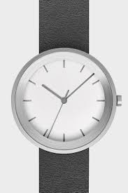 Industrial Design Watch Blond Industrial And Product Design London Hide Watch