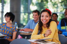 College Students Smiling in Classroom - Public Policy Institute of  California