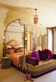 Home Priority: Classy Medieval Moroccan Bedroom Design