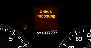 Car Tire Warning Light What Happens To Your Cars Tire Pressure In Cold Weather
