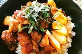 焼き鳥 丼 レシピ
