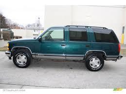 1997 Chevrolet Tahoe Specs and Photos   StrongAuto