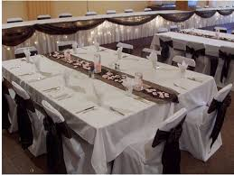 Rectangle Tables Wedding Reception Two Tables Pushed Together Allows For More Space And Better