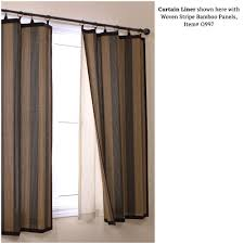 Curtains Sliding Curtains Lowes Curtain Panels Pinch Pleat