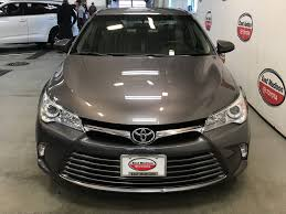 2015 Used Toyota Camry 4dr Sedan I4 Automatic LE at East Madison ...