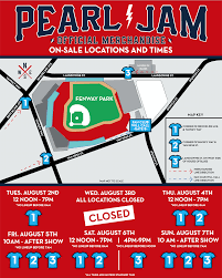 Fenway Park Pearl Jam 2018 Seating Chart Fenway Park Map Indiana State Road Map