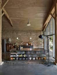 french industrial furniture. House In Lot-et-Garonne Region, France, Via French By Design. Industrial Furniture