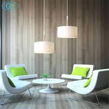 scandinavian lighting style modern pendant lighting high quality black white big fabric cloth shade ceiling pendant