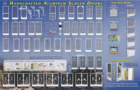 aluminum screen door. Click On The Images To See A LARGER Copy Aluminum Screen Door