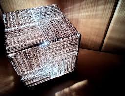 diy cube lamp inhabitat green design innovation architecture green building