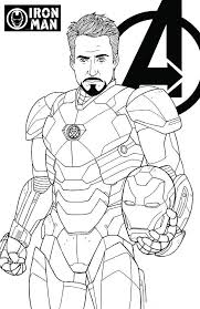 It was the most successful film of the year and earned over $2 billion. Top Image Iron Man Infinity War Suit Coloring Pages Superhero Coloring Pages Avengers Coloring Pages Avengers Coloring