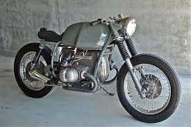 a bmw r100 cafe racer from the french alps bike exif