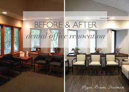 dental office decor. Before \u0026 After Dental Office Renovation- Megan Brooke Handmade Decor Pinterest