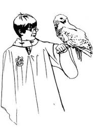 Small Picture Harry Potter coloring page Wizarding World Pinterest Harry