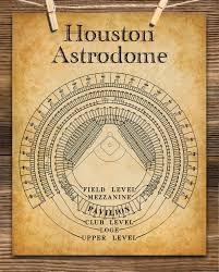 Houston Astrodome Houston Astrodome Dome Astros Htown