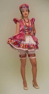 Курсовая работа Творческая минутка Традиционная национальная мордовская одежда формировалась по двум направлениям соответствовавшим культурам эрзи и мокши