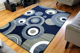 blue and cream rug bed bath royal blue rugs for living room blue rugs for