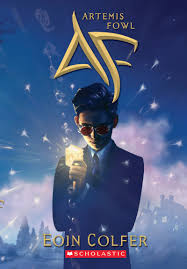book artemis fowl by eoin colfer