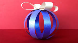 Basteln Für Weihnachten Christbaumschmuck Diy
