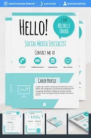 Modern Resume For Product Specialist Berenices Resume Template Ideas Pinterest Resume Templates
