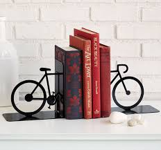 boss s day gift ideas bicycle bookends