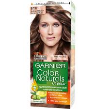 Garnier Light Brown Hair Color Price Buy Garnier Color Natural Nudes Kit 6 132 Nude Light Brown
