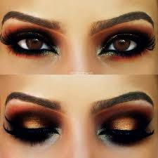 everyone will stop and stare when you strut this gorgeous eye look tonight eyeshadow ideasred eyeshadowarabic