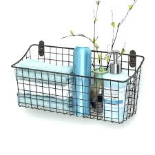 wire baskets to hang on wall wire storage spectrum extra large gray cabinet wall mount wire