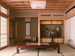 Japanese Style Living Room Furniture Lighting In White Brown Gloss Ceiling Japanese Style Living Room