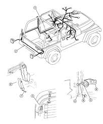 89 jeep wrangler wiring harness wiring diagram manual