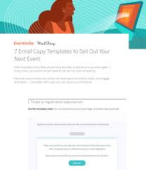 Eventbrite Design Templates 7 Event Email Templates To Sell Out Your Next Event