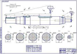 Дипломный проект ТМ Техпроцесс обработки детали Вал ДБМИ  5 Наладка технологическая 2