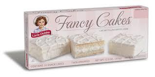 Fancy Cakes Little Debbie