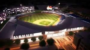 Take A Virtual Tour Of The New Nashville Sounds Baseball Park