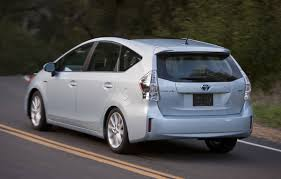 2012 Toyota Prius V finally arrives at the 2011 NAIAS - Automotorblog